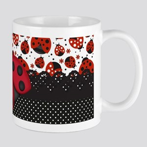 Pawn Ladybugs Mugs