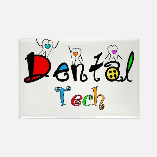 Dental tech 2 Magnets