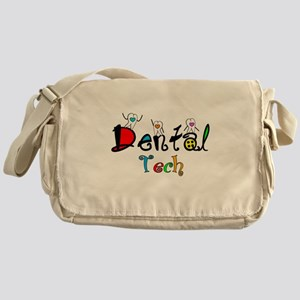 Dental tech 2 Messenger Bag