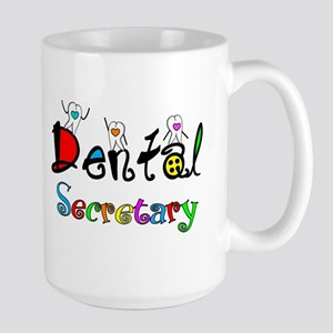 Dental Secretary 2 Mugs