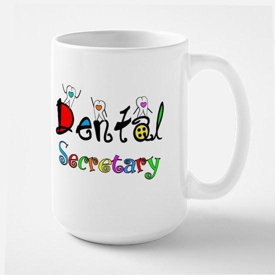 Dental Secretary 2 Mugs