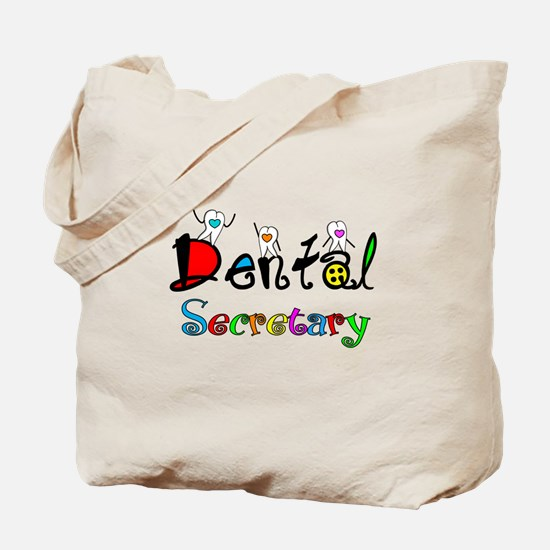 Dental Secretary 2 Tote Bag
