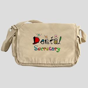 Dental Secretary 2 Messenger Bag