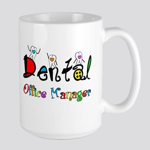Dental Office Manager 2 Mugs