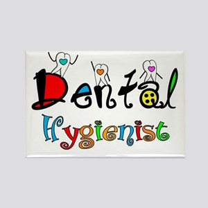 Dental Hygienist 2 Magnets