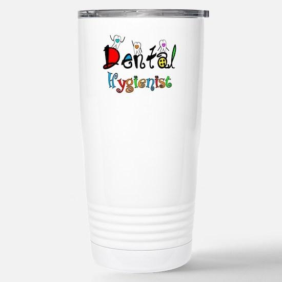 Dental Hygienist 2 Travel Mug