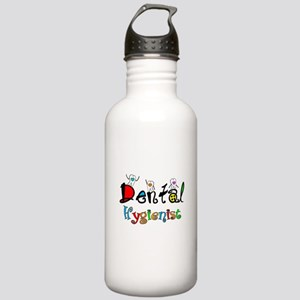 Dental Hygienist 2 Water Bottle