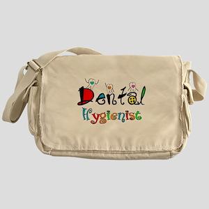 Dental Hygienist 2 Messenger Bag