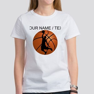 Basketball Dunk Silhouette Women s Clothing - CafePress 5f0db4674c