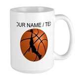 Basketball Large Mugs (15 oz)