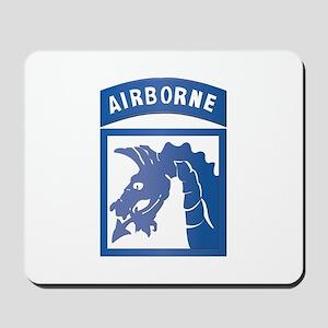 SSI - XVIII Airborne Corps Mousepad