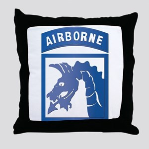 SSI - XVIII Airborne Corps Throw Pillow