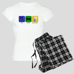 Eat Sleep Blackjack Pajamas