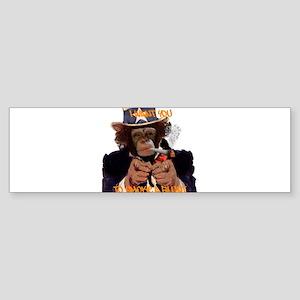 Uncle Smokie wants you Bumper Sticker