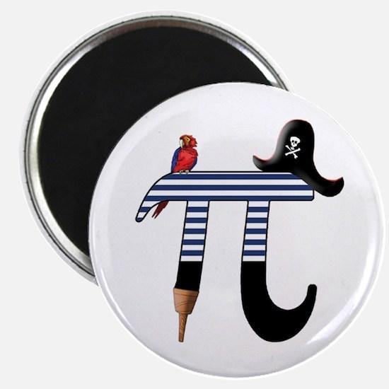 Pi Pirate Magnet