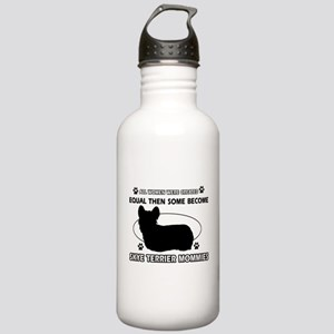 Become Skye Terrier mommy designs Stainless Water