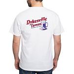 Dykesville Tavern White T-Shirt