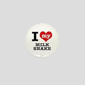 I love my Milk Snake Mini Button