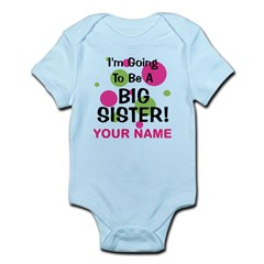 Big Sister - CUSTOMIZE ANY NAME Body Suit