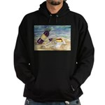 Wine Beach Party Hoodie