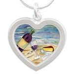Wine Beach Party Necklaces