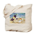 Wine Beach Party Tote Bag