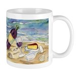 Wine Beach Party Mugs