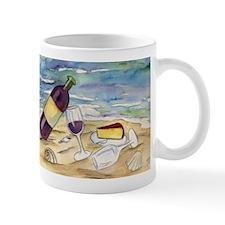 Wine Beach Party Mugs