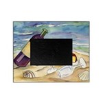 Wine Beach Party Picture Frame