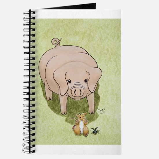 Glinda's Pig Woodhill Whiskers Journal