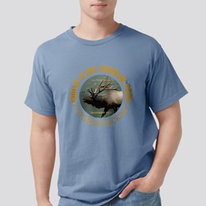 Grand Teton NP (elk) T-Shirt