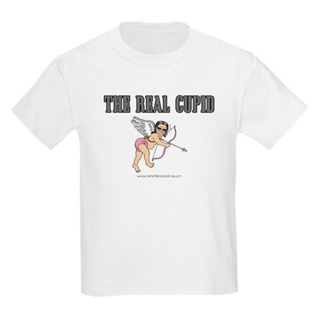 The Real Cupid (2) Kids T-Shirt