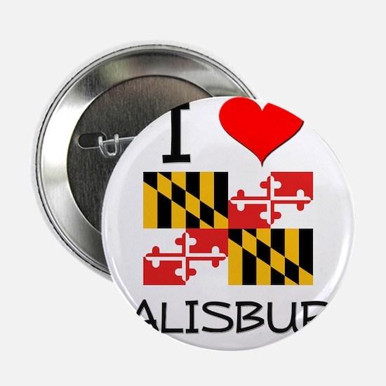 "I Love Salisbury Maryland 2.25"" Button"