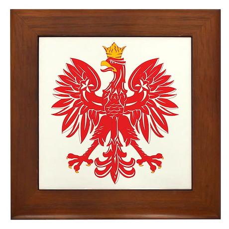 Polish Eagle v5 Framed Tile