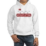 WEIGHTLIFTING Hooded Sweatshirt