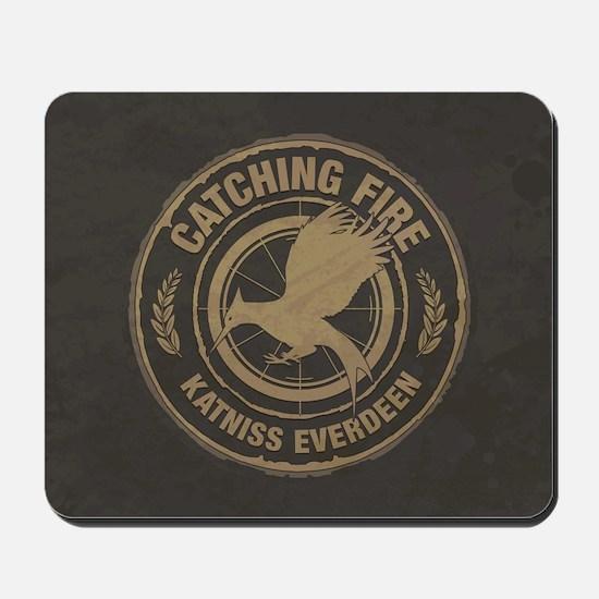 Catching Fire Katniss Everdeen Mousepad