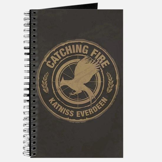 Catching Fire Katniss Everdeen Journal
