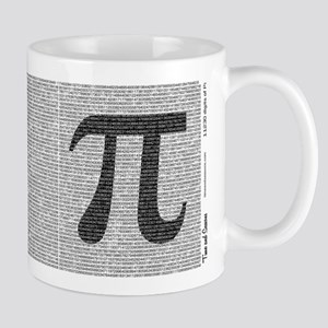 Pi to 11,230 digits Mugs