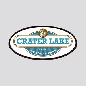 Crater lake National Park Patches