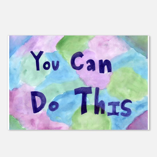 You Can Do This Postcards (Package of 8)