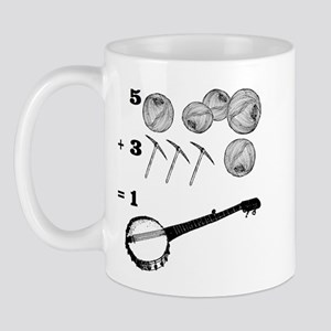 5 Strings 3 Picks Mug