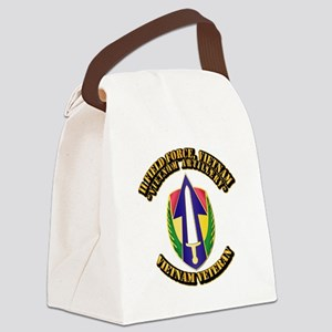 Army - II Field Force, Vietnam Canvas Lunch Bag