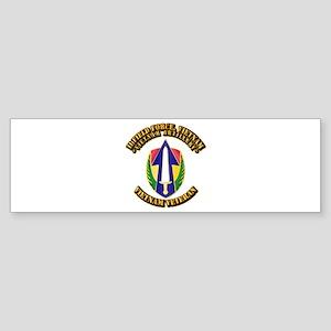 Army - II Field Force, Vietnam Sticker (Bumper)