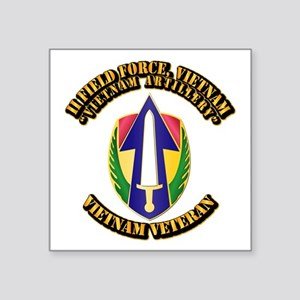 "Army - II Field Force, Vietnam Square Sticker 3"" x"
