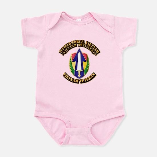 Army - II Field Force, Vietnam Infant Bodysuit