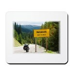 Metabods Road Sign Mousepad