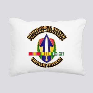 Army - II Field Force, Vn w SVC Ribbon Rectangular