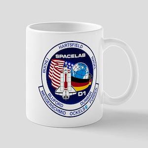 STS-61A Challenger Mug