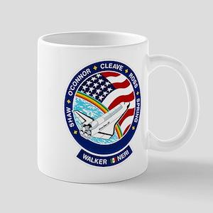 STS 61B Atlantis Mug