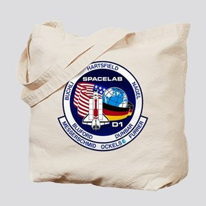 STS-61A Challenger Tote Bag